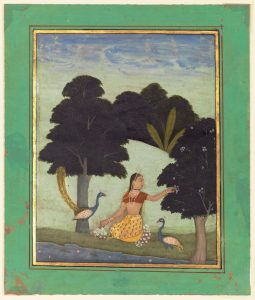 Color and Pigments in South Asian Painting: A Conversation with Jinah Kim and Murad Mumtaz