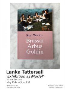 Lecture: Lanka Tattersall