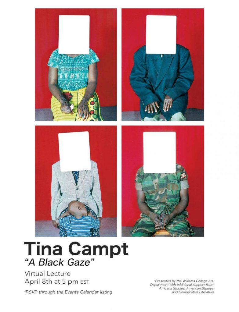 Lecture: Tina Campt
