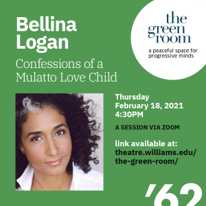"""""""Confessions of a Mulatto Love Child"""" by Bellina Logan"""
