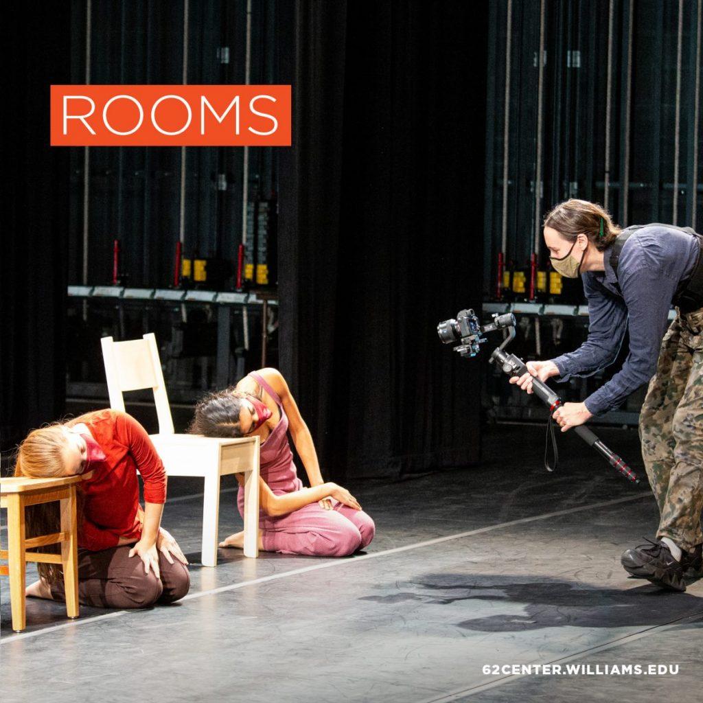 CoDa with Sokolow Theatre/Dance Ensemble: ROOMS