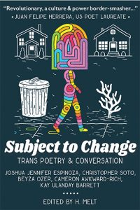 Subject to Change: Poetry and Conversation