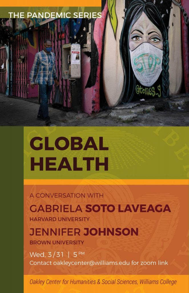 Global Health: Part 12 in the Pandemic Series