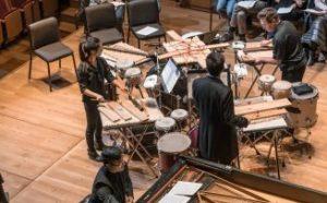 Williams Percussion Ensemble - livestream