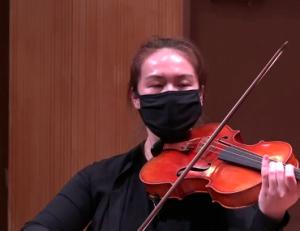 Rebecca Christainsen '21, viola - Student Recital