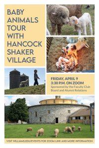 Virtual Baby Animals Tour with Hancock Shaker Village