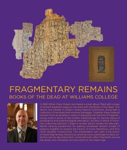 Fragmentary Remains: Books of the Dead at Williams College