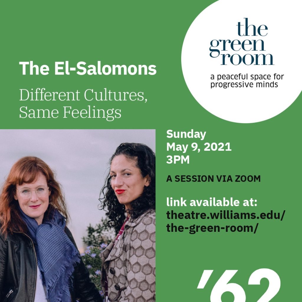 The Green Room with El Salomons: Different Culture, Same Feelings