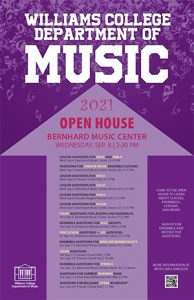 2021 Music Open House
