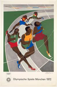Curatorial Close Looks: Graphic Design of the 1972 Munich Olympics
