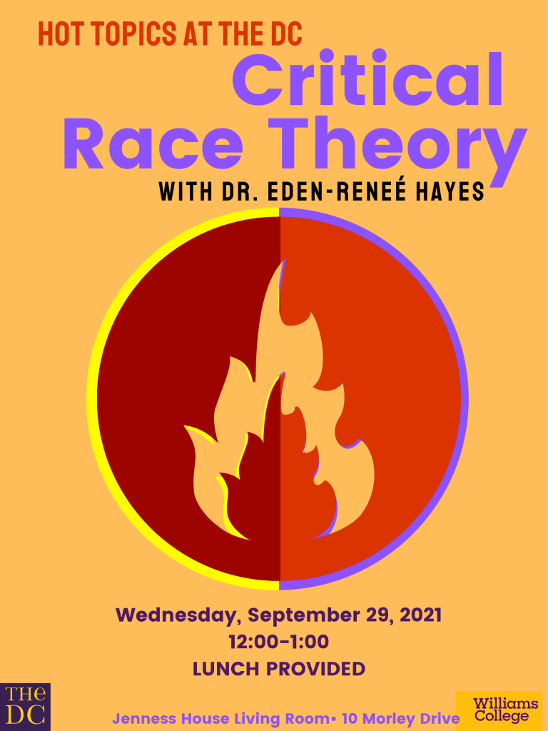 Hot Topics at The DC: Critical Race Theory