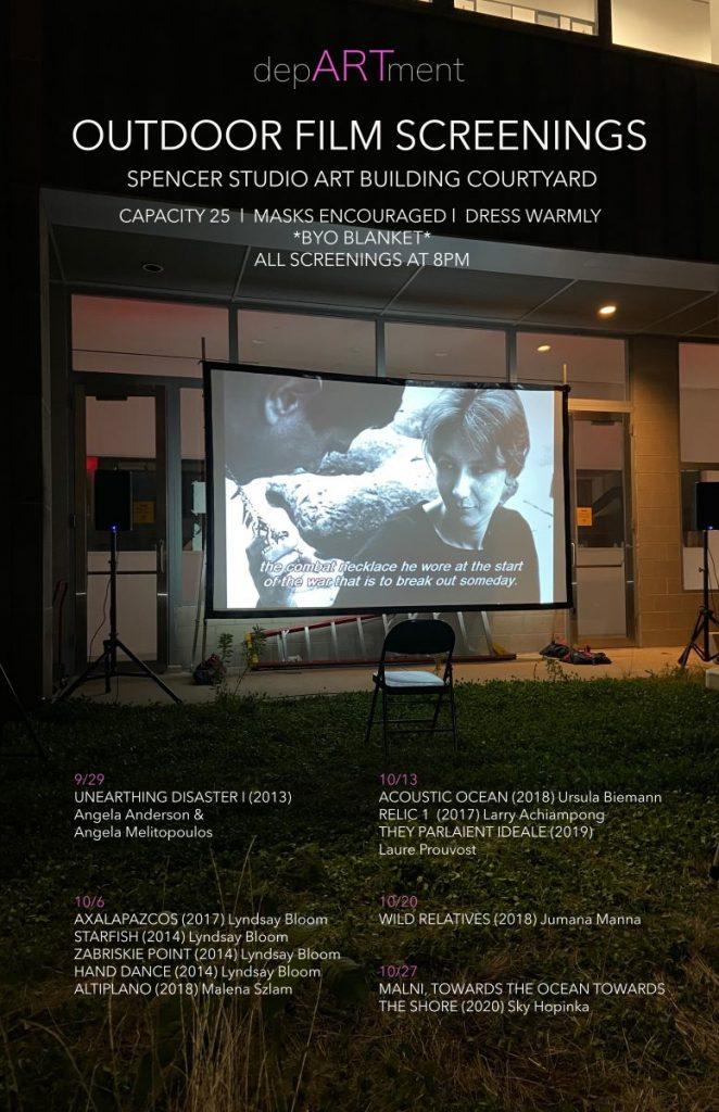 Outdoor Film Screenings