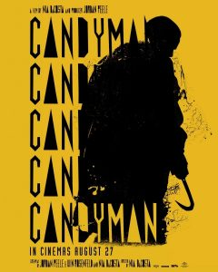 """Join the DC to view """"CANDYMAN,"""" with follow-up talkback!  Free! One night only! 09-22-2021 @ 7:15pm"""