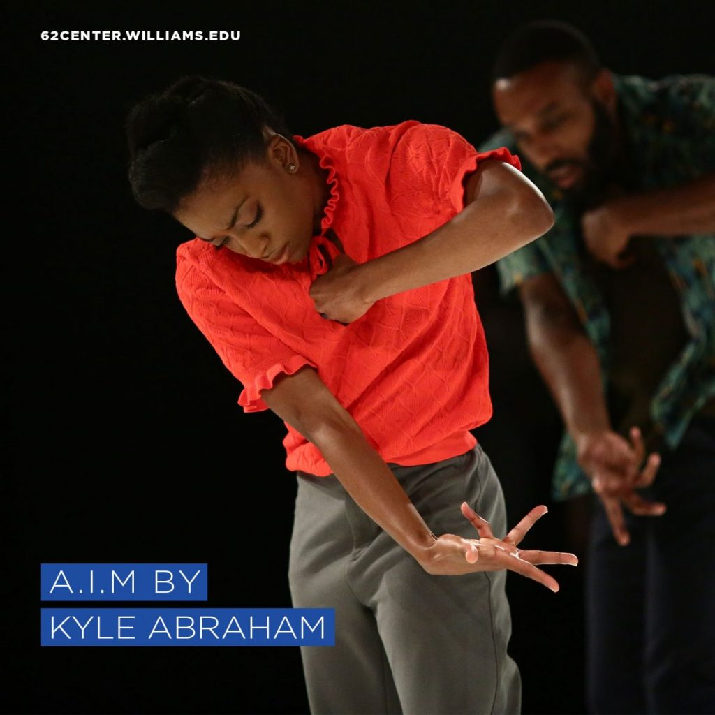 A.I.M by Kyle Abraham - Dance Master Class