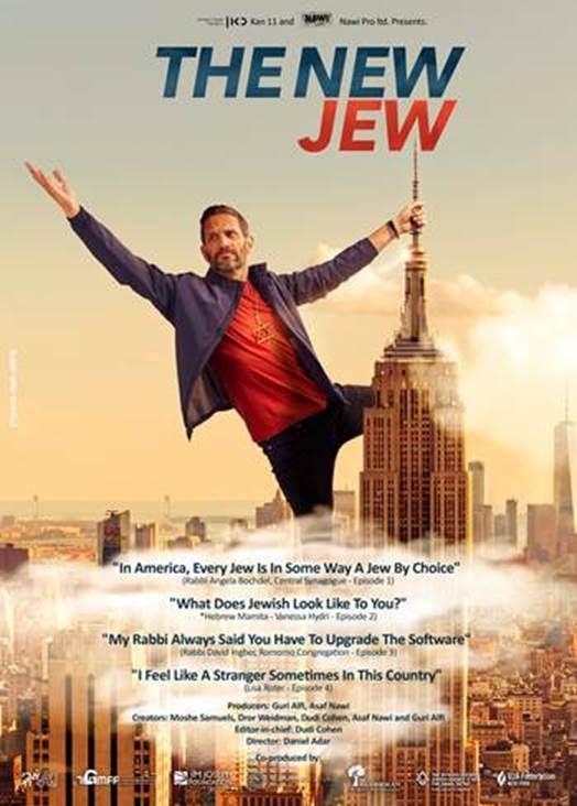 The New Jew: Screening and Creators' Talkback